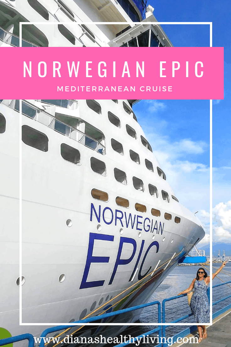 Our First Time AboardNorwegian Epic Mediterranean Cruise