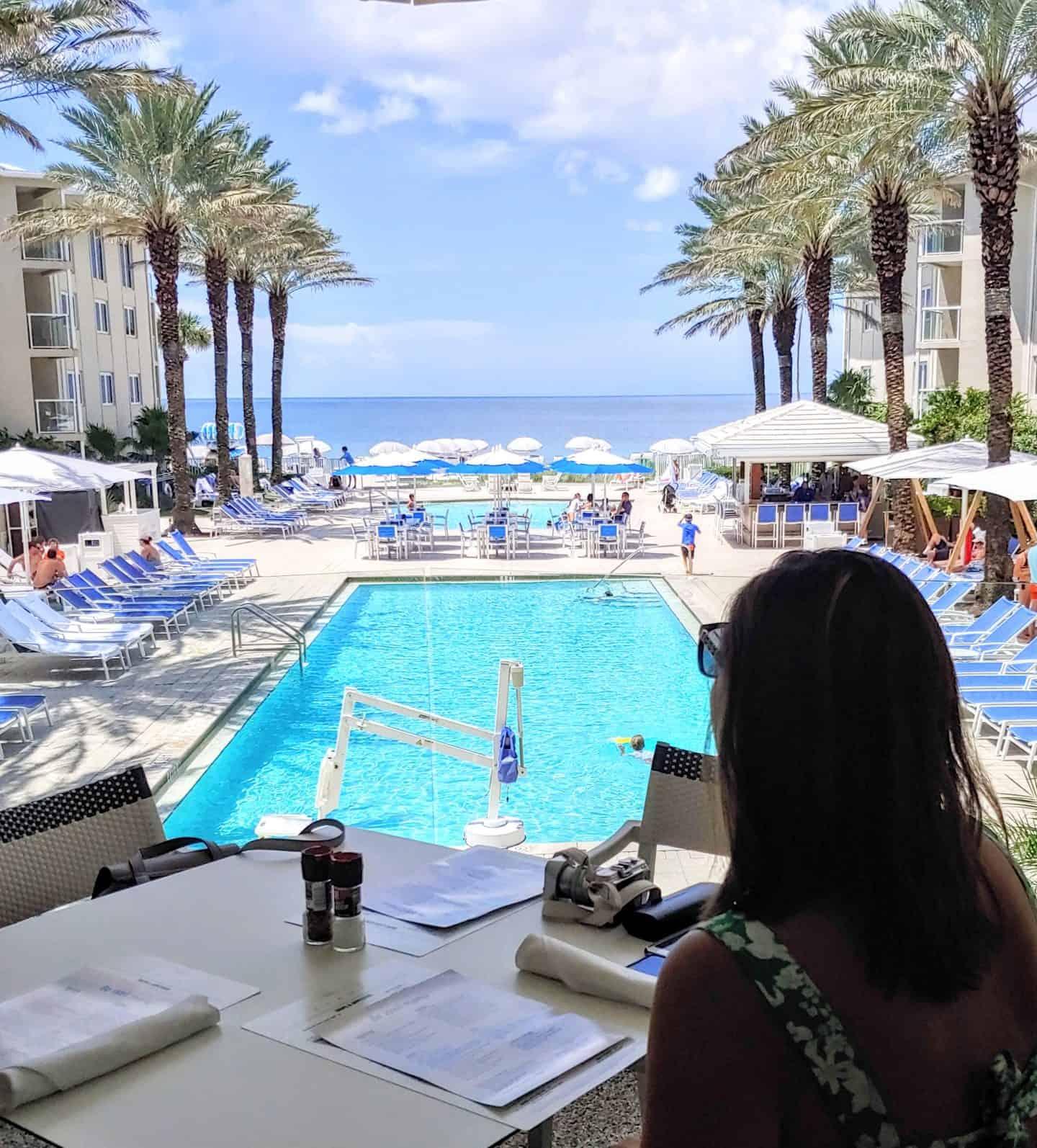 Coast Restaurant at Edgewater Beach Hotel Naples Florida