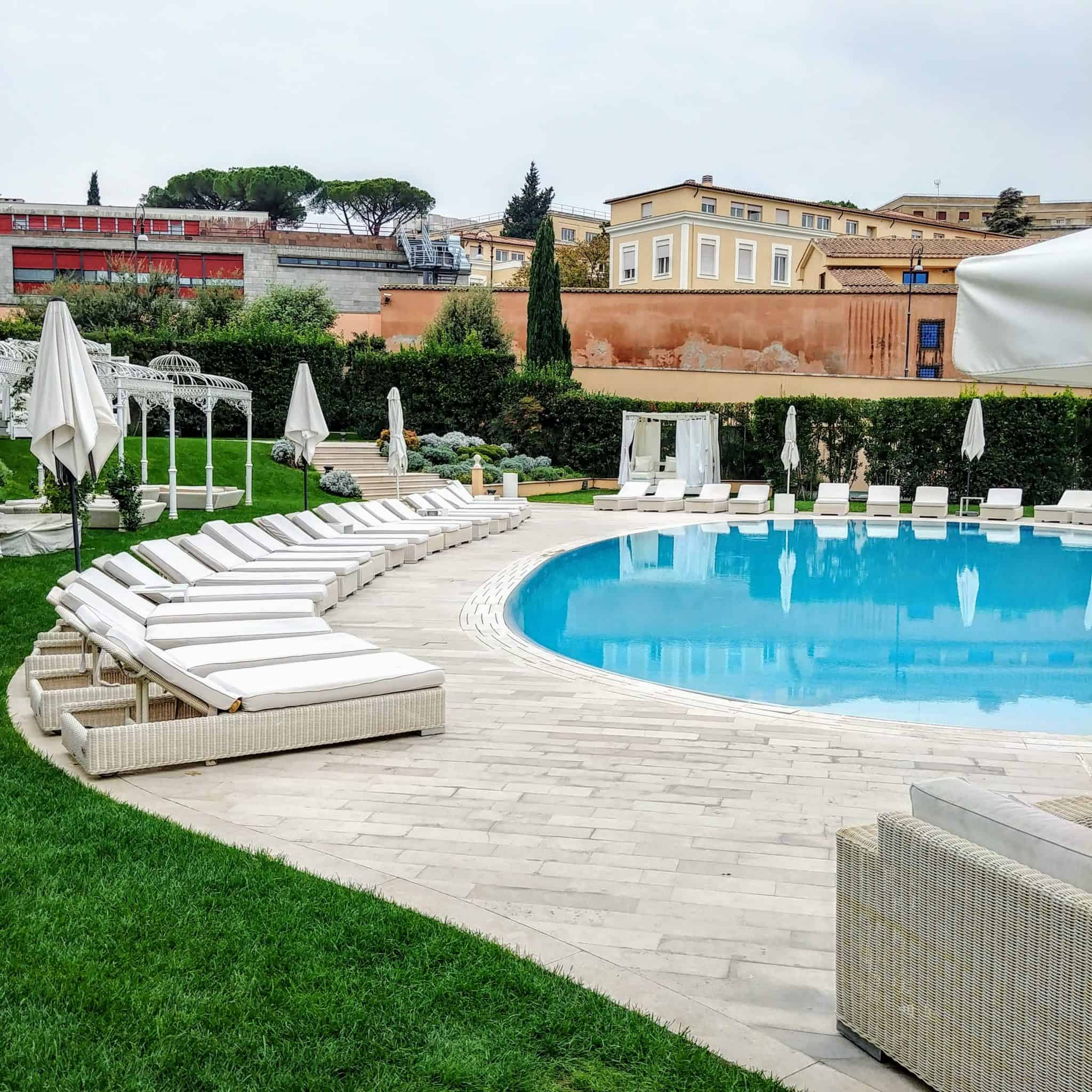 Gran Melia Rome Villa Agrippina A Luxury Oasis In The Heart Of