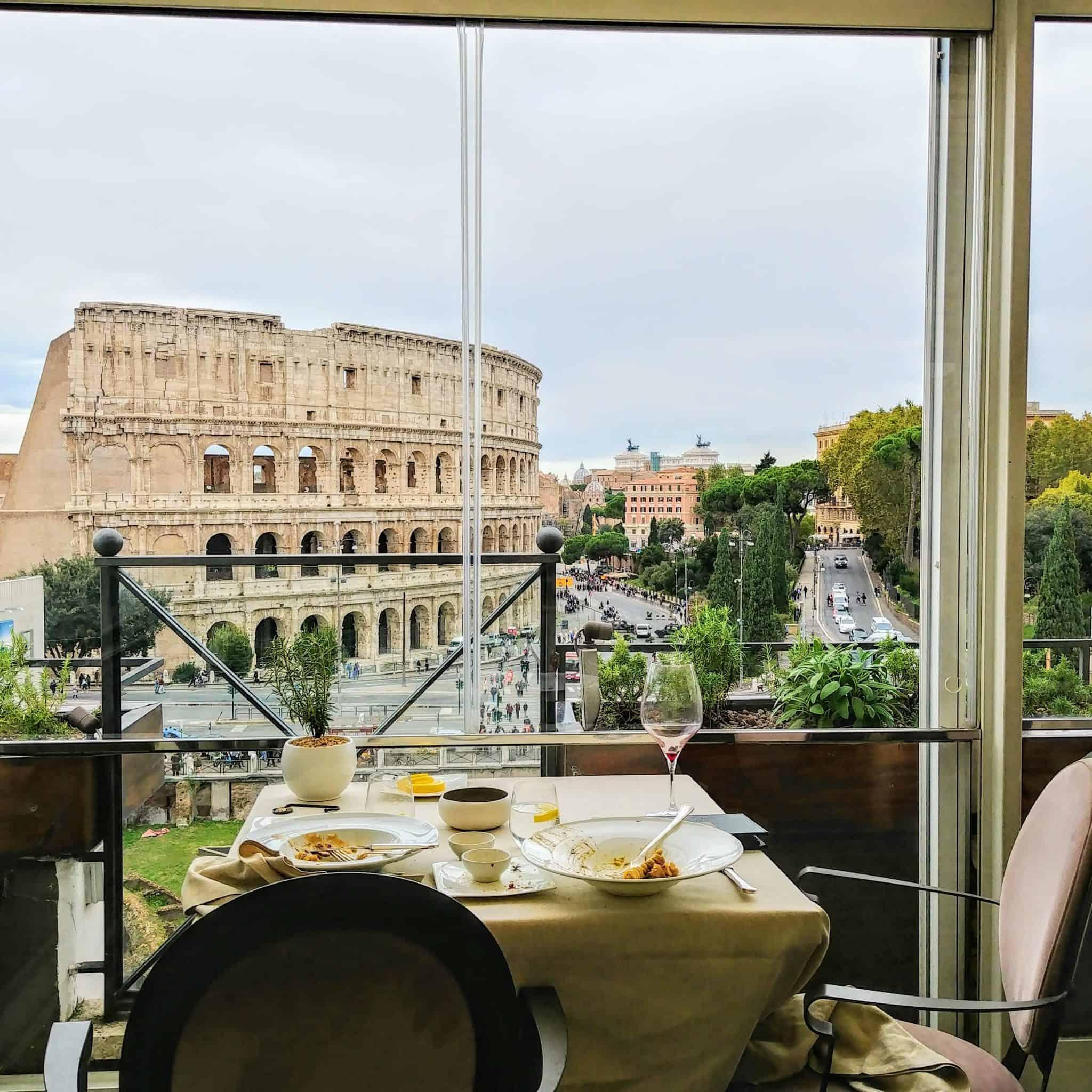 Aroma Restaurant Rome Diana S Healthy Living