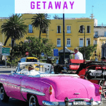 Time to visit Cuba to bask on their unspoiled powder sand beaches with crystal blue waters at the all-inclusive Memories Varadero Beach Resort to strolling the historical streets of Havana