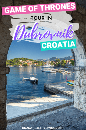 Are you a Game of Thrones fan? This is the ultimate guide to the Game of Thrones Filming locations in Dubrovnik Croatia |Dubrovnik Croatia Game of Thrones| Dubrovnik Croatia Things to Do| Dubrovnik Croatia Photography
