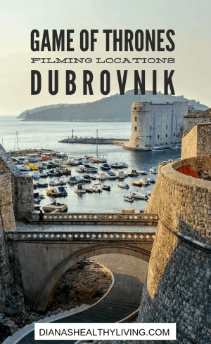 Are you a Game of Thrones fan? This is the ultimate guide to the Game of Thrones Filming locations in Dubrovnik Croatia