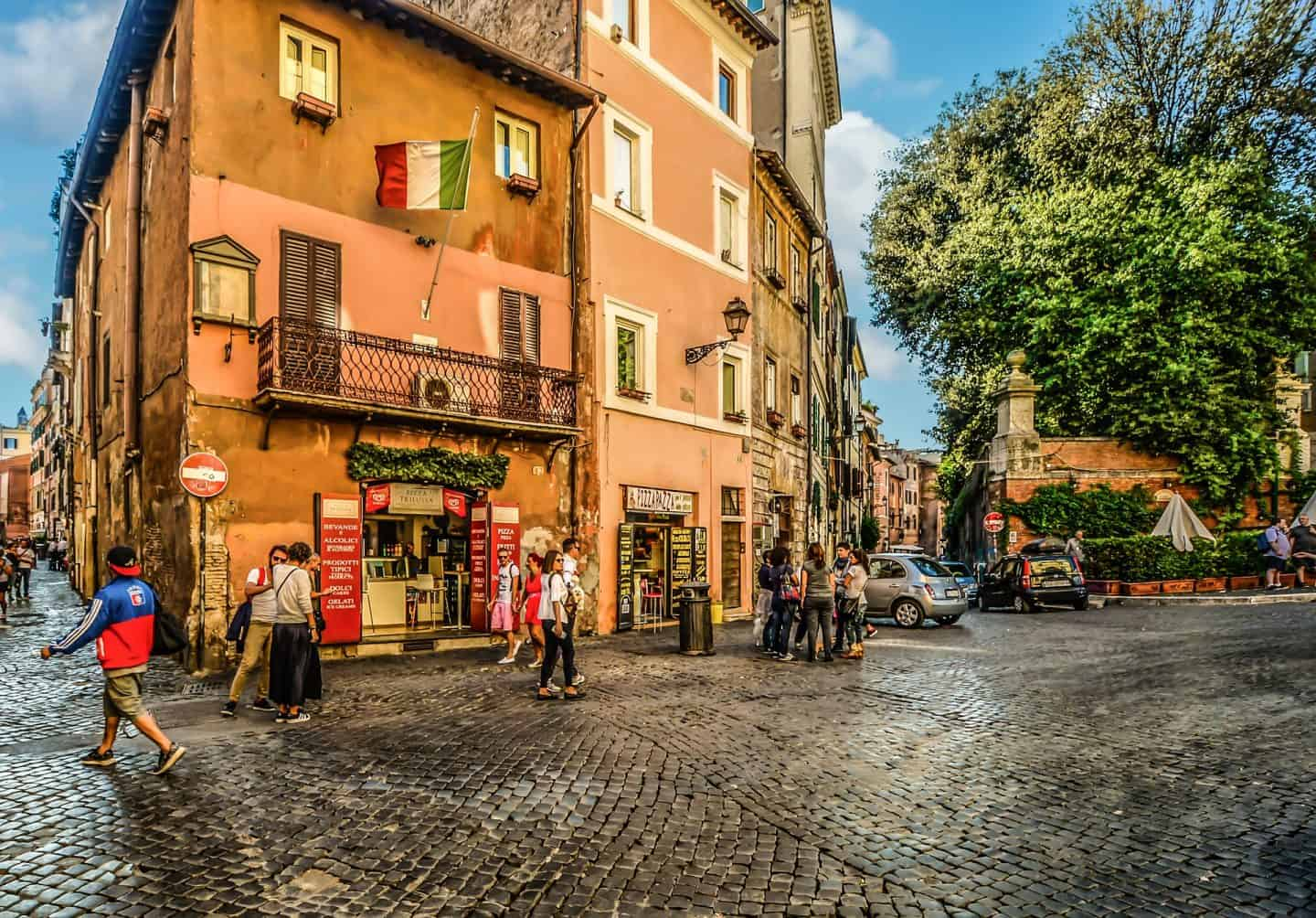 Where to Eat and Drink in Rome, Italy
