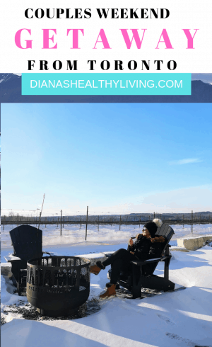 Looking for a couples weekend getaway from Toronto? Just a short drive from Toronto and you will feel relaxed and rejuvenated. Weekend getaway ideas Ontario. Weekend getaway ideas couples #weekendgetawayideas #weekendgetaway