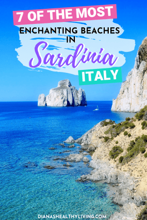 Sardinia, Italy: The most beautiful beaches in Sardinia. The perfect holiday destinations for those who are looking for amazing beaches to relax, swim in clear waters and find a slice of paradise on earth. This is a guide to the best beaches in Sardinia