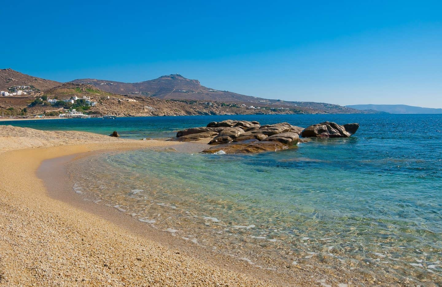 Best mykonos Beach