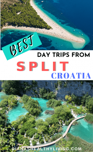 There are various Croatia day trips starting from Split that makes the city the perfect springboard for adventure. Here are our top day trips from Split.
