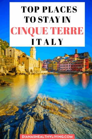 Where to stay in Cinque Terre Airb n b