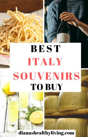 Italy Souvenirs