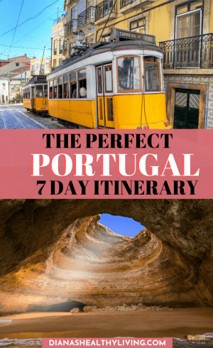 PORTUGAL ITINERARY 7 DAYS