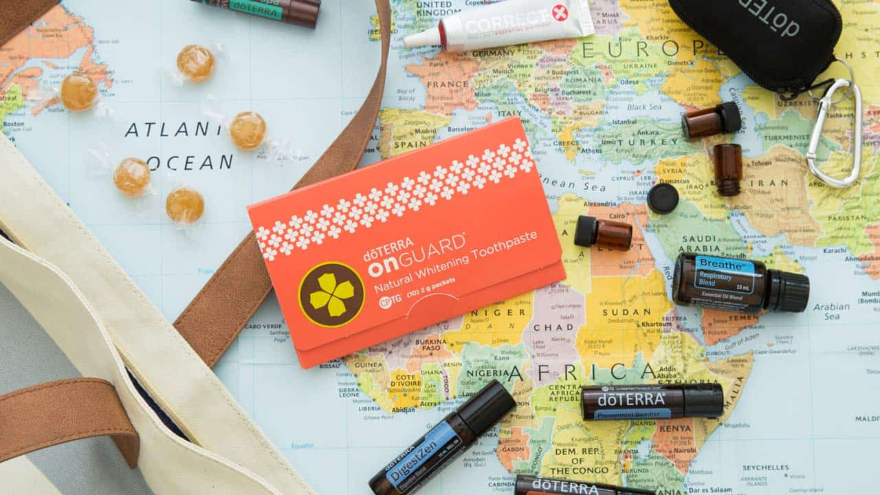 Best Essential Oils For Travel | Diana's Healthy Living