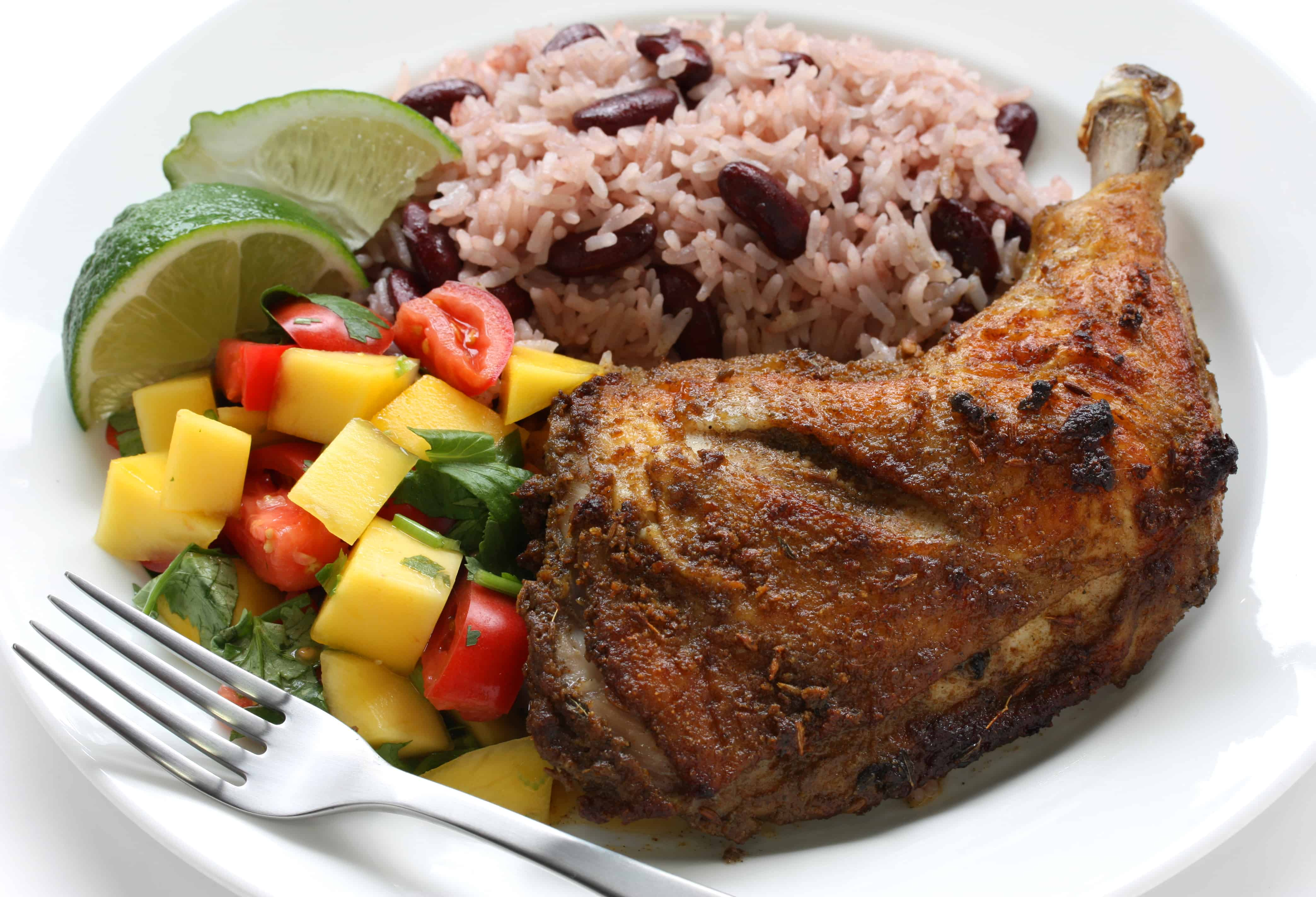 Traditional Jamaican Food Authentic Spicy Caribbean Foods In Jamaica Diana S Healthy Living