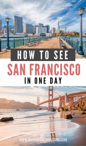 1 Day in San Francisco