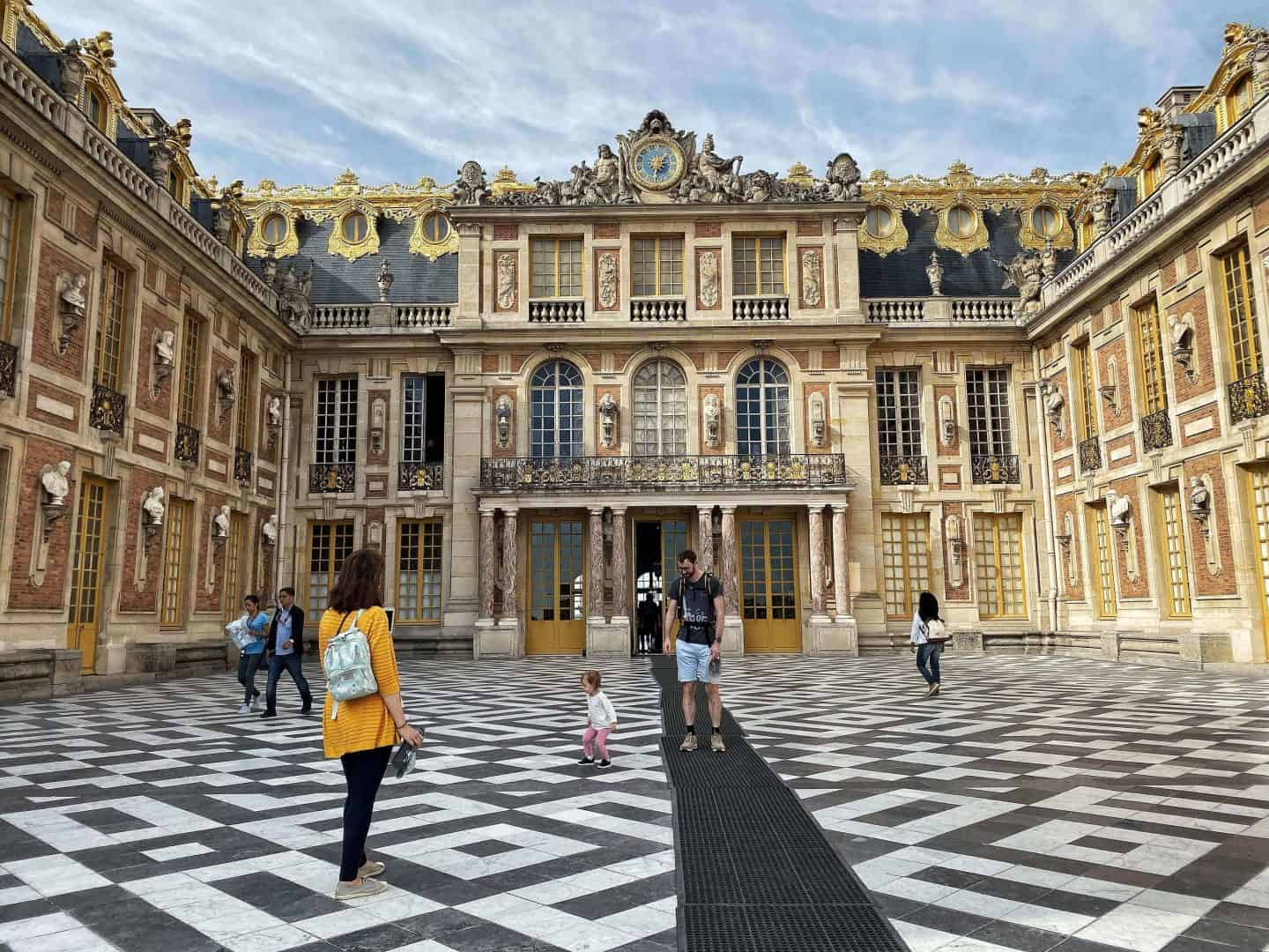 Day trip from Paris - Paris to Versailles