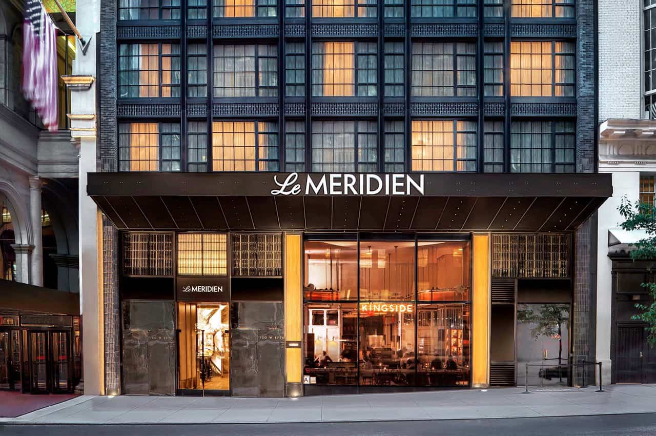 Where to stay in New York City For First Timers - Le Meridien