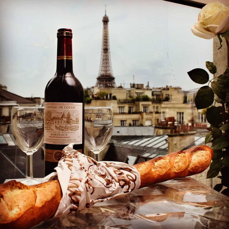Paris Food- Parisienne food