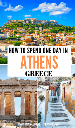 One day in Greece