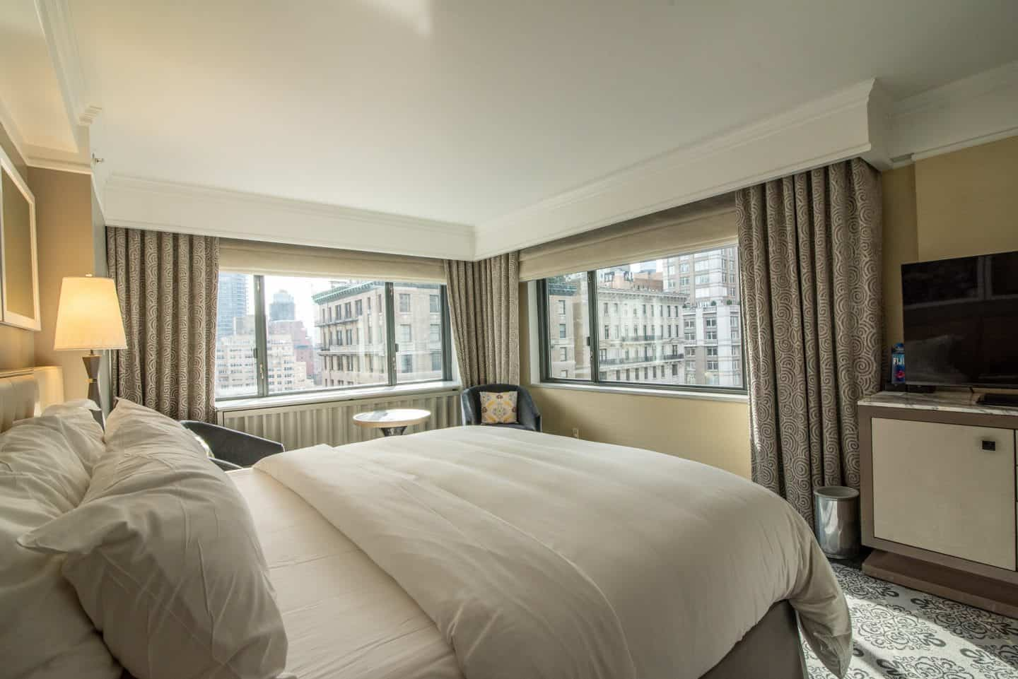 Places to stay in new york city