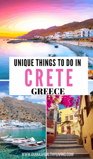 Things to do in Chania Crete Greece