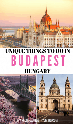 Unique Things to do In Budapest