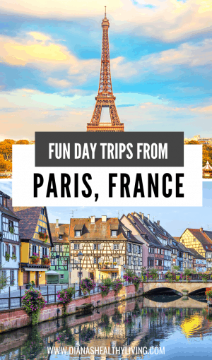 Fun day trips from Paris