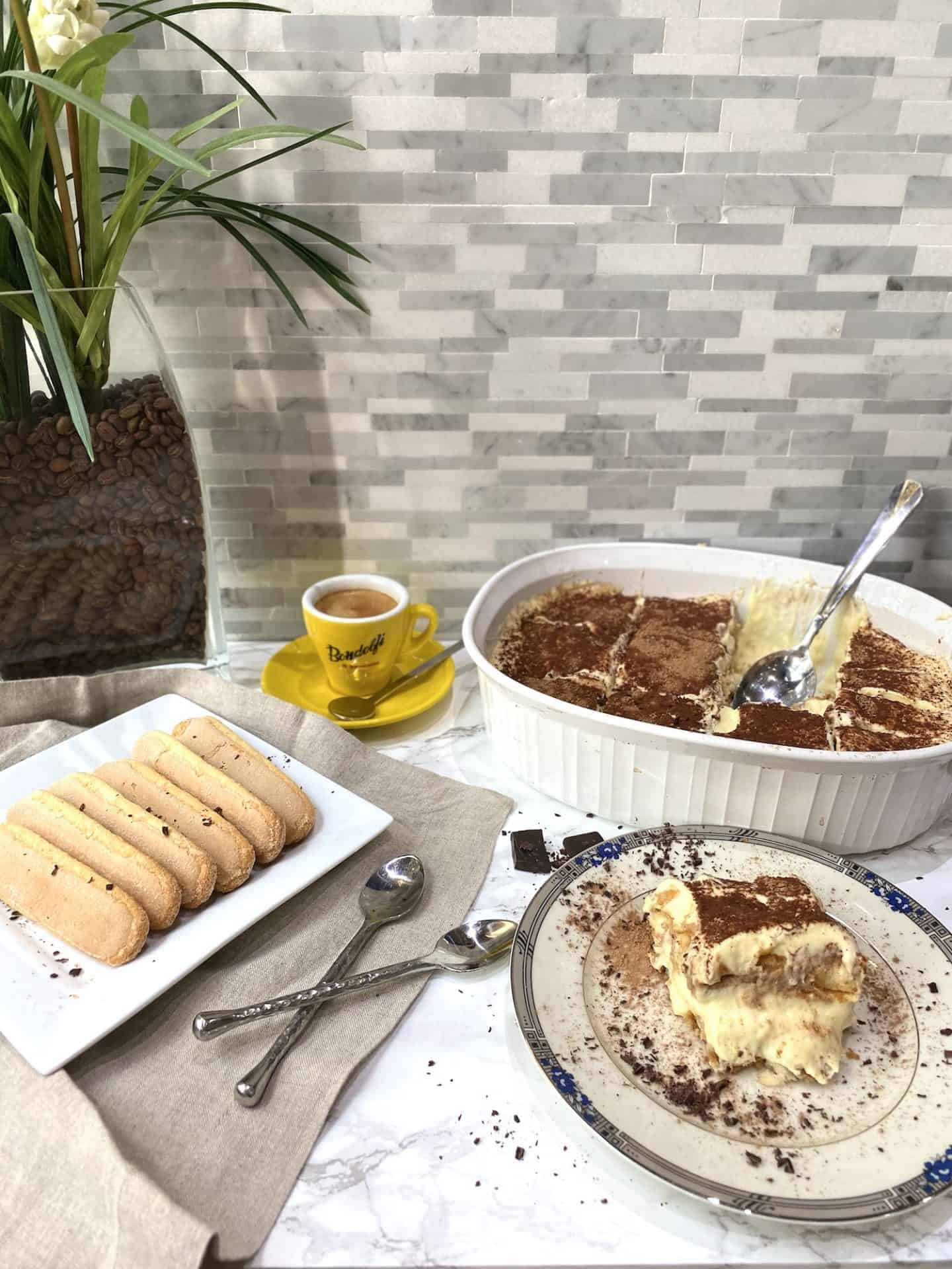 authentic italian tiramisu recipe