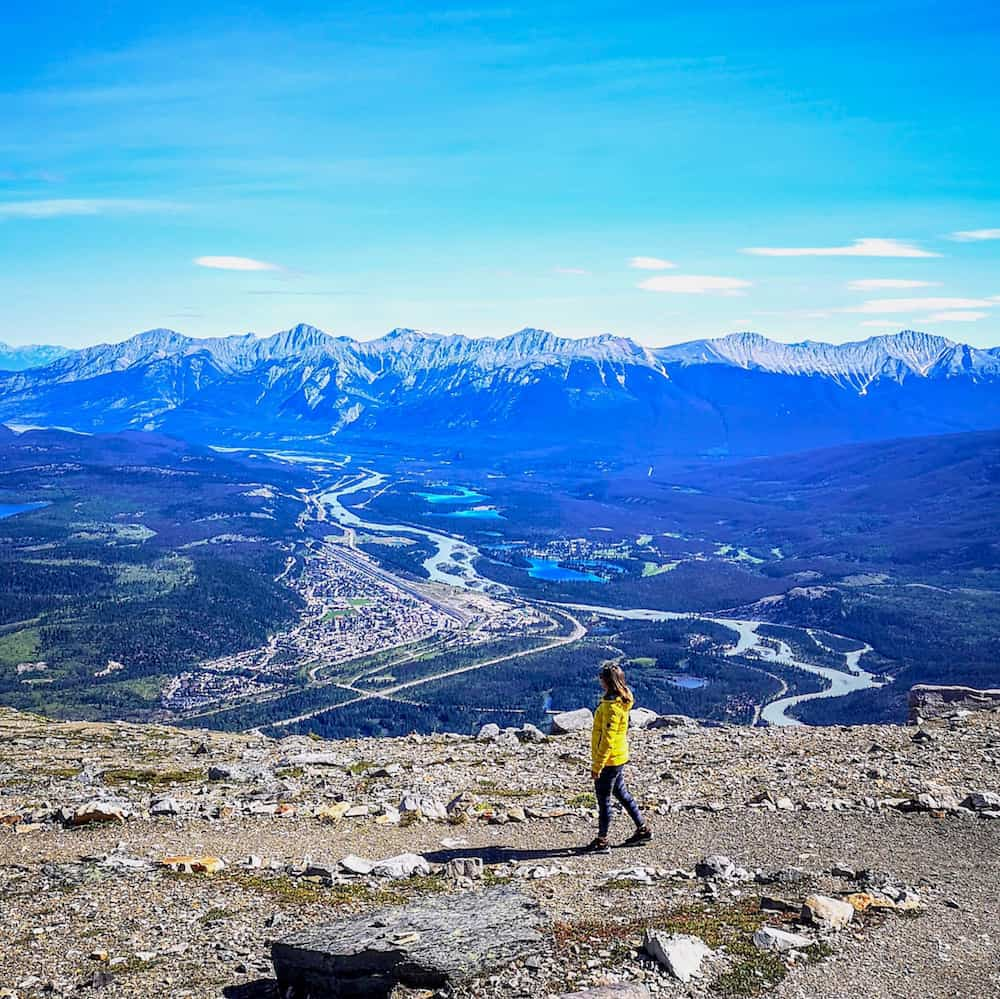 Jasper National Park  Jasper Skytram
