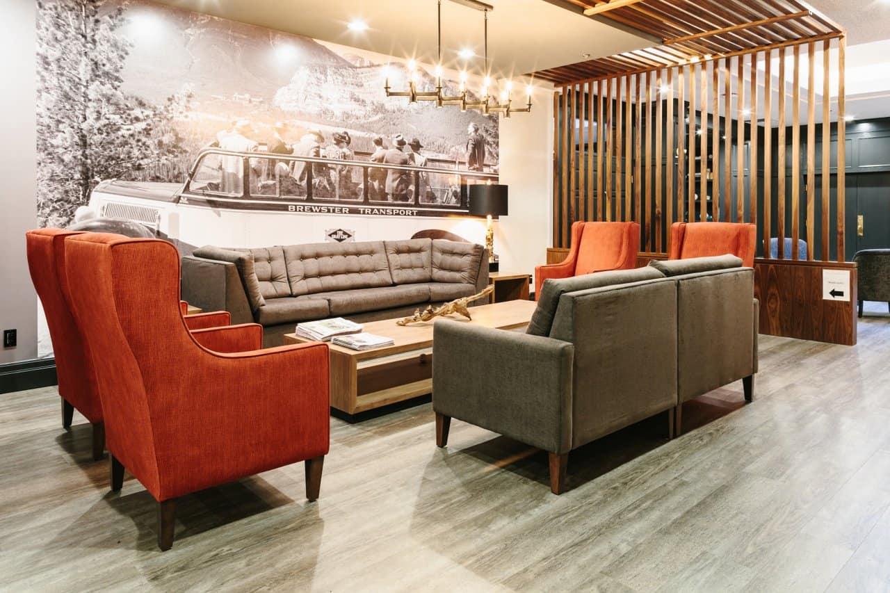 Elk + Avenue Hotel Banff Canada