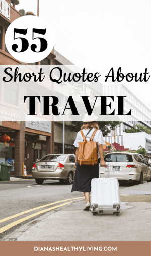 SHORT TRAVEL QUOTES