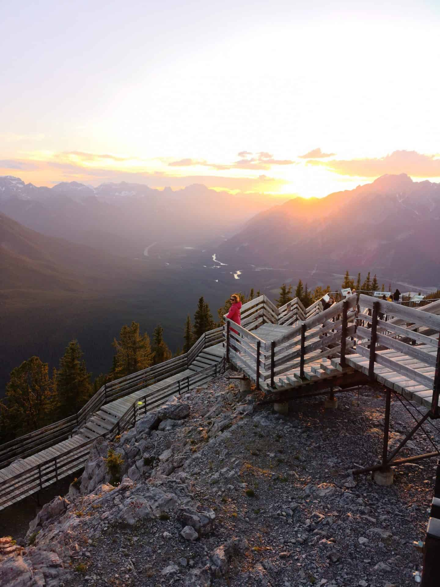 things to do in Banff national park Canada