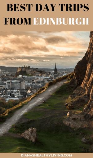 Day trip from Edinburgh Scotland