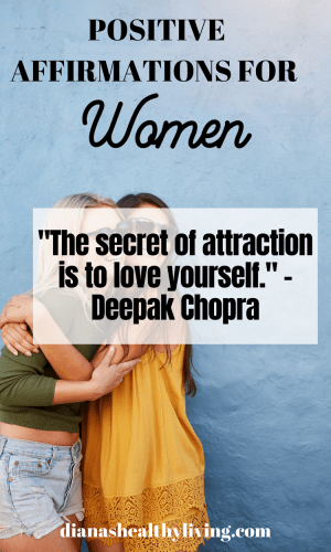 Love positive affirmations 100 Positive