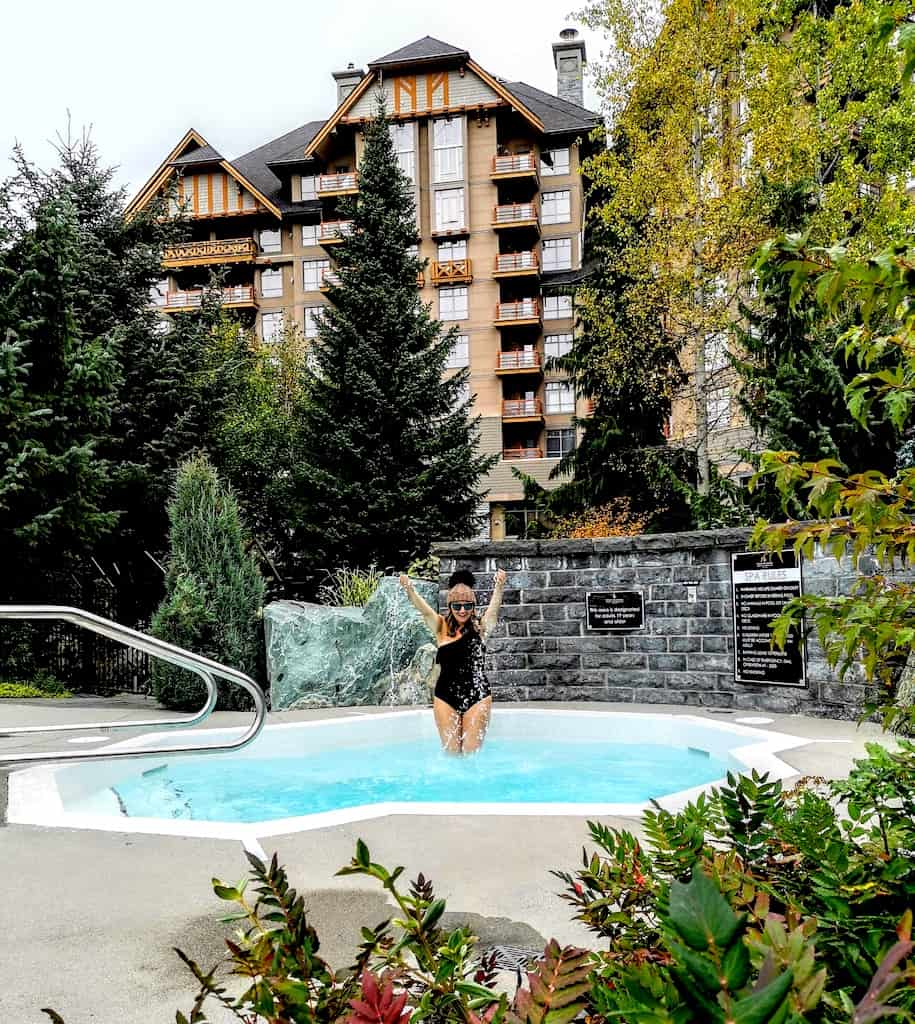 Things to do in Whistler in the fall
