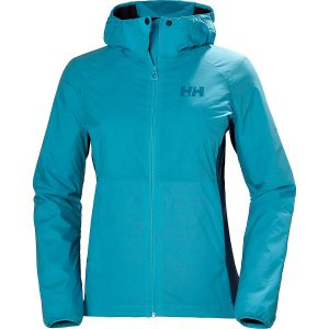 Lightweight women's jackets for travelling