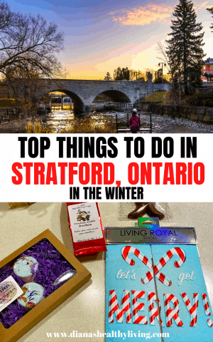 Top things to do in Stratford Ontario in the winter. Visit the Christmas Trail or the Chocolate Trail. Ontario Stratford   Stratford in Ontario   things to do in Stratford Ontario   Canada Stratford   Stratford Canada   Stratford in Canada   Stratford on   things to do Ontario   things to do in Ontario