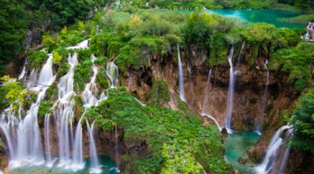 Top 15 Waterfalls in Croatia